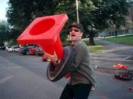 Bono Carrying Tire