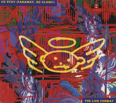 U2Stay(FarawayClose!)CDSINGLE